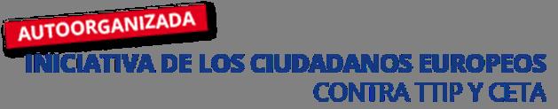 Iniciativa de los Ciudadanos Europeos autoorganizada