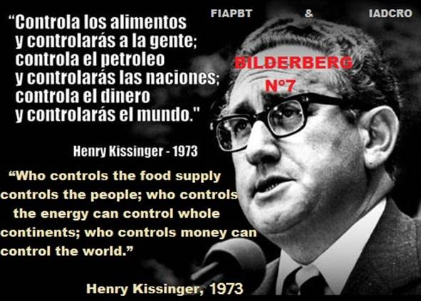 HENRY KISSINGER